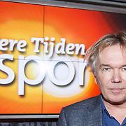NLD/Amsterdam/20151210 - Andere Tijden sport presentatie seizoen 2016, presentator Tom Egbers