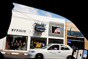 Passos_MG, Brasil...Loja de roupas em Passos...Clothes shop in Passos...Foto: LEO DRUMOND / NITRO