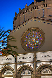 Wilshire Blvd Temple.  Photography by Tom Bonner Job ID 5924