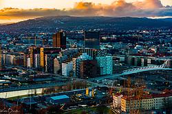 Norway Cityscape