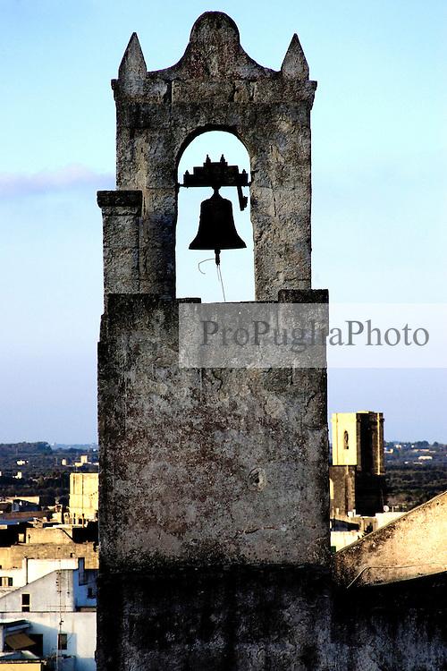 Il campanile della Chiesa della Madonna del Riposo