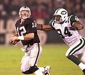 NFL-New York Jets at Oakland Raiders-Dec 2, 2002