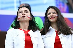 TIFOSI POLONIA<br /> SERBIA - POLONIA<br /> PALLAVOLO VNL VOLLEYBALL NATIONS LEAGUE 2019<br /> MILANO 22-06-2019<br /> FOTO GALBIATI - RUBIN