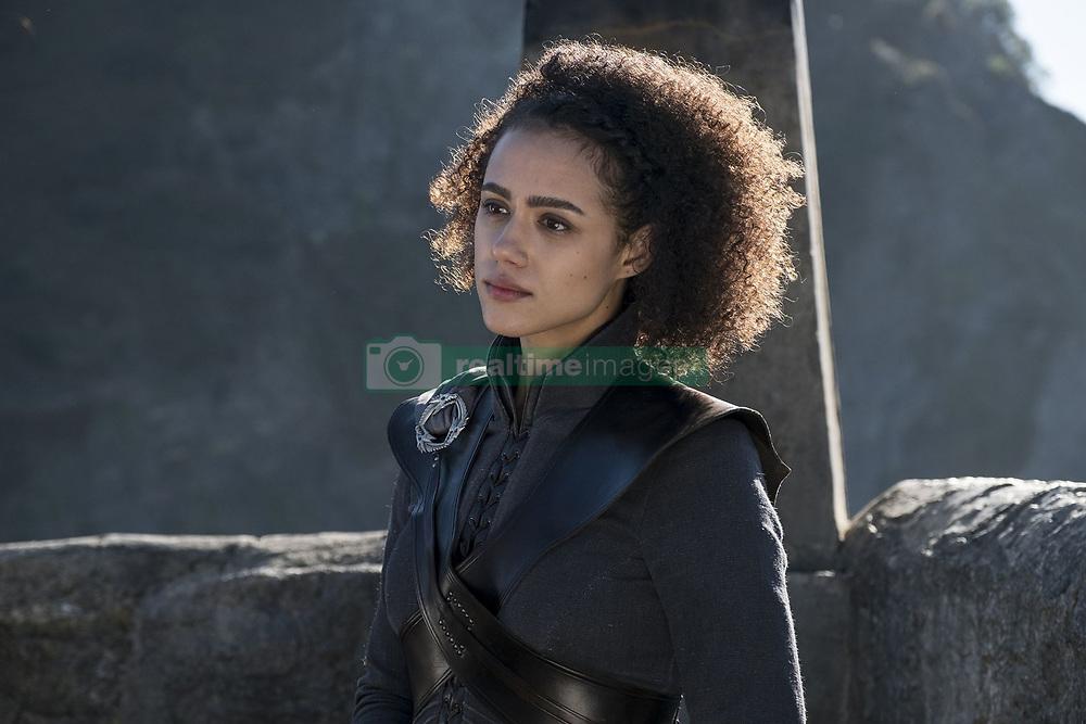 September 1, 2017 - Nathalie Emmanuel..'Game Of Thrones' (Season 7) TV Series - 2017 (Credit Image: © Hbo/Entertainment Pictures via ZUMA Press)