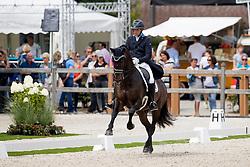 Luijmes Jean-Rene, NED, Aswin, <br /> WK Ermelo 2019<br /> © Hippo Foto - Sharon Vandeput<br /> 4/08/19