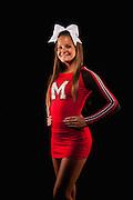 Marist High School 2015 Cheer Photography. Chicago, IL. Chris Pestel Photographer