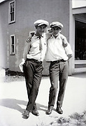 two adult men 1920s USA