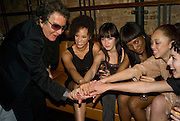 ROBERTO CAVALLI. ELARICA GALLACHER, HOLLY DORMON, GABRIELLA RIGGON, AMAYA LOUIS AND DANIELLE HAYMAN. The Launch of the Cavalli Selection. 17 Berkeley St. London. 29 May 2008.   *** Local Caption *** -DO NOT ARCHIVE-© Copyright Photograph by Dafydd Jones. 248 Clapham Rd. London SW9 0PZ. Tel 0207 820 0771. www.dafjones.com.