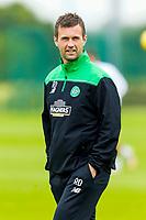 25/06/15      <br /> CELTIC TRAINING <br /> LENNOXTOWN <br /> Celtic Manager Ronny Deila returns to pre-season training