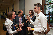 JENNIE BLOUET; RICHARD BACON, STREETSMART RAISES RECORD-BREAKING £805,000 TO TACKLE HOMELESSNESS. Celebrate with a drinks party at the Cabinet Office. Horse Guards Rd. London. 13 May 2013.
