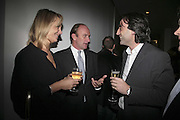 Wendy Knatchbull, David Flintwood and Philip Knatchbull, India Hicks And Crabtree & Evelyn launch new skincare range. : Hempel Hotel, 31-35 Craven Hill Gardens, London, W2, 22 November 2006. ONE TIME USE ONLY - DO NOT ARCHIVE  © Copyright Photograph by Dafydd Jones 66 Stockwell Park Rd. London SW9 0DA Tel 020 7733 0108 www.dafjones.com