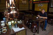 Tea shop , Chinatown, Kuala Lumpur, Malaysia