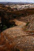Diamantina_MG, Brasil...Tradicional caminho dos escravos em Diamantina, Minas Gerais...Tratitional way of slaves in Diamantina, Minas Gerais...Foto: LEO DRUMOND / NITRO