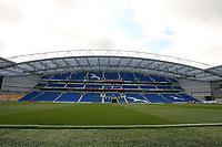 Football - Pre-Season Friendly - Brighton vs. Tottenham Hotspur<br /> A general view of Brighton and Hove Albion's new ground The American Express Community Stadium