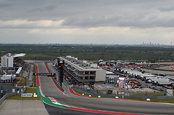 March 23, 2019 - Austin, TX, U.S. - AUSTIN, TX - MARCH 23: Overcast skies cover COTA before  the IndyCar afternoon qualifications at Circuit of the Americas on March 23, 2019 in Austin, Texas. (Photo by Ken Murray/Icon Sportswire) (Credit Image: © Ken Murray/Icon SMI via ZUMA Press)