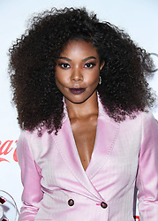 LAS VEGAS, NV, USA - APRIL 26: CinemaCon Big Screen Achievement Awards 2018 held at Omnia Nightclub at Caesars Palace during CinemaCon, the official convention of the National Association of Theatre Owners on April 26, 2018 in Las Vegas, Nevada, United States. 26 Apr 2018 Pictured: Gabrielle Union. Photo credit: Xavier Collin/Image Press Agency / MEGA TheMegaAgency.com +1 888 505 6342