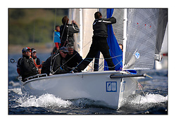 Brewin Dolphin Scottish Series 2010, Tarbert Loch Fyne - Yachting.Near Perfect conditions penultimate days racing...GBR1757 , King Quick , Ruairidh Scott , Tarbert Loch Fyne YC , 1720