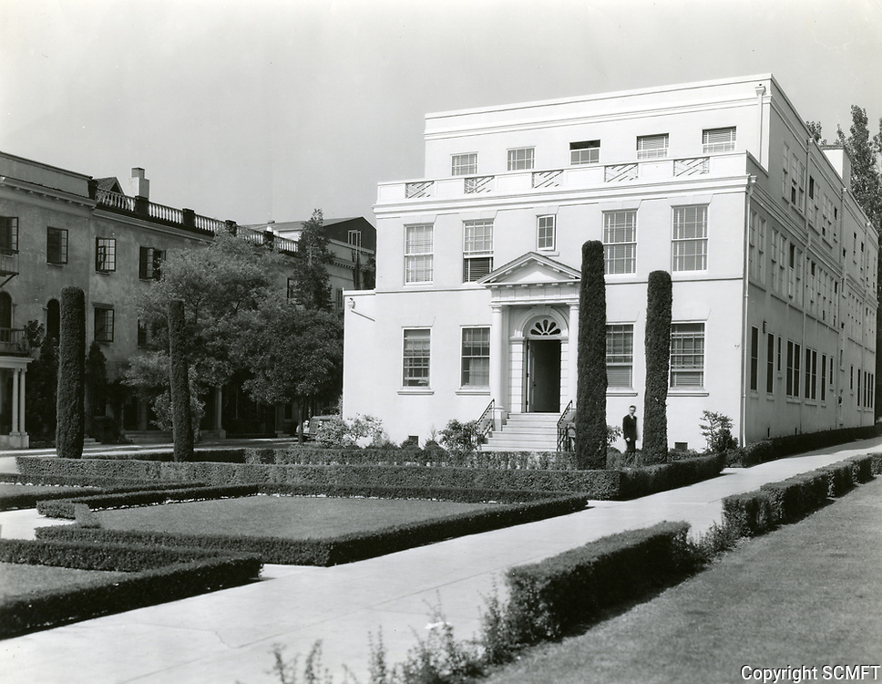 1937 Paramount Studios