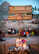 Didar celebration, celebrating the anniversary of the visit of the Mawlana Hazar Imam, the Aga Khan, in Khorog.<br /> <br /> The town of Khorog (2200m), is the capital of the Gorno-Badakhshan Autonomous Province (GBAO) in Tajikistan. It is situated in the Pamir Mountains (ancient Mount Imeon) at the confluence of the Gunt and Panj rivers.<br /> The city is bounded to the south and to the north by the deltas of the Shakhdara and Gunt rivers, respectively. The two rivers merge in the eastern part of the city flow through the city, dividing it almost evenly until its delta in the river Panj, also being known as Amu Darya, or in antiquity the Oxus on the border with Afghanistan. Khorog is known for its beautiful poplar trees that dominate the flora of the city.<br /> Khorog is one of the poorest areas of Tajikistan, with the charitable organization Aga Khan Foundation providing almost the only source of cash income. Most of its inhabitants are Ismaili Muslims.<br /> <br /> Tajikistan, a mountainous landlocked country in Central Asia. Afghanistan borders it to the south, Uzbekistan to the west, Kyrgyzstan to the north, and People's Republic of China to the east. Tajikistan also lies adjacent to Pakistan separated by the narrow Wakhan Corridor.<br /> Tajikistan became a republic of the Soviet Union in the 20th century, known as the Tajik Soviet Socialist Republic.<br /> It was the first of the Central Asian republic to gain independence in December 1991.