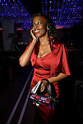 MARIANNE ALAPINI, Action Aid UK - charity fashion show - celeb update<br />