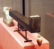 Shadow clock (gnomon) to 1400-1350 BC. JC Wood
