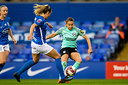 GOAL scores 5-0 Brighton & Hove Albion forward  Kayleigh Green (15) scores during the FA Women's Super League match between Birmingham City Women and Brighton and Hove Albion Women at St Andrews, Birmingham United Kingdom on 12 September 2021.