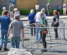 Lockdown restrictions eased in Scotland, Edinburgh, 29 May 2020