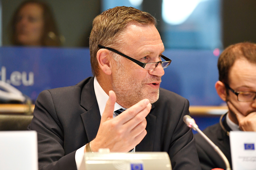 11 May 2017, 123rd Plenary Session of the European Committee of the Regions <br /> Belgium - Brussels - May 2017 <br /> SCHNEIDER Michael © European Union / Fred Guerdin