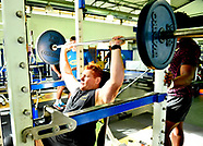 South Africa Gym Session 270721