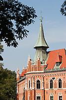 The Higher Seminary Of The Archdiocese Of Krakow - Wysze Seminarium Duchowne Archidiecezji Krakowskiej - in Krakow Poland
