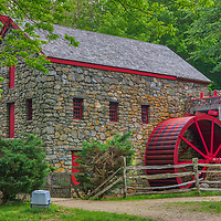 New England photography of spring colors at the Wayside Inn Grist Mill in the Wayside Inn Historic District of Sudbury, Massachusetts.<br /> <br /> Wayside Inn Grist Mill photography images are available as museum quality photography prints, canvas prints, acrylic prints, wood prints or metal prints. Fine art prints may be framed and matted to the individual liking and decorating needs:<br /> <br /> https://juergen-roth.pixels.com/featured/spring-at-the-wayside-inn-grist-mill-juergen-roth.html<br /> <br /> Good light and happy photo making!<br /> <br /> My best,<br /> <br /> Juergen