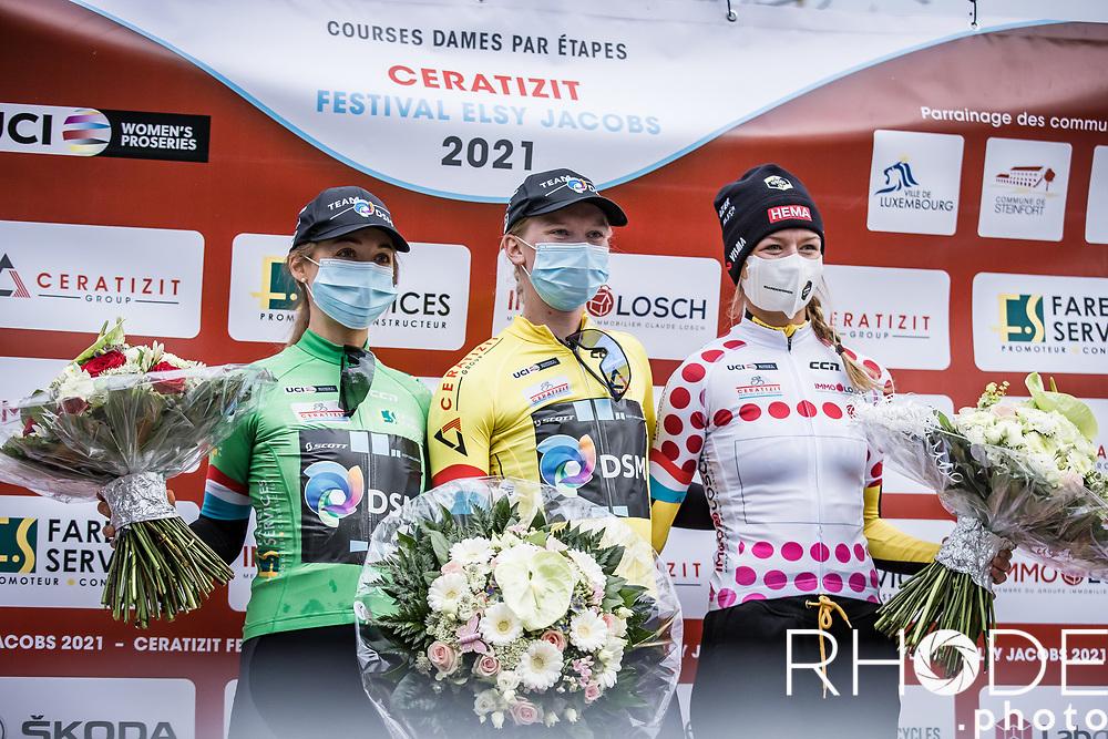 Ceratizit Festival Elsy Jacobs (LUX) 2021<br /> UCI Women Elite 2.1<br /> Day 1 - prologue : Individual Time Trial (ITT) – Cessange (LUX) 2.2km <br /> <br /> ©RhodePhoto