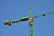 Nederland, The Netherlands, Eindhoven, 9-9-2015Naast het treinstation is bouwonderneming BAM bezig met een bouwproject.FOTO: FLIP FRANSSEN/ HOLLANDSE HOOGTE