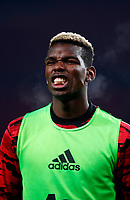 Football - 2020 / 2021 Premier League - Manchester United  vs Wolverhampton Wanderers - Old Trafford<br /> <br /> Paul Pogba of Manchester United at Old Trafford <br /> <br /> Credit COLORSPORT/LYNNE CAMERON