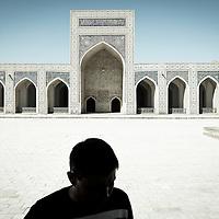 Bukhara, Uzbekistan 23 March 2012<br /> Kaylan mosque (Kalon mosque) at the Po-i-Kalyan complex.<br /> PHOTO: EZEQUIEL SCAGNETTI