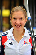 Caversham, Great Britain,  Kristina STILLER, GB Rowing media day at the Redgrave Pinsent Rowing Lake. GB Rowing Training centre. Wednesday  27/02/2013    [Mandatory Credit. Peter Spurrier/Intersport Images]