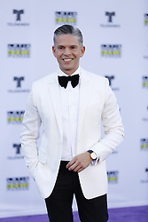 HOLLYWOOD, CA - OCTOBER 26: Rodner Figueroa attends the Telemundo's Latin American Music Awards 2017 held at Dolby Theatre on October 26, 2017. Byline, credit, TV usage, web usage or linkback must read SILVEXPHOTO.COM. Failure to byline correctly will incur double the agreed fee. Tel: +1 714 504 6870.