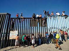 Migrant Caravan - 13 Nov 2018