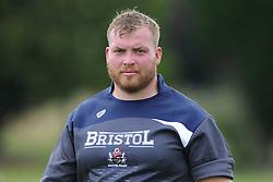 Chris Brooker looks on as Bristol Rugby train ahead of the 2015/16 Greene King IPA Championship season - Mandatory byline: Dougie Allward/JMP - 07966386802 - 03/08/2015 - FOOTBALL - Clifton Rugby Club -Bristol,England - Bristol Rugby Training
