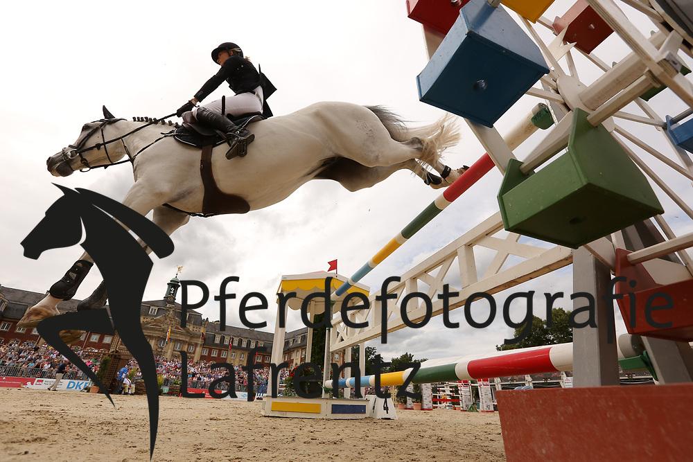 Wargers, Jana, Cornet´s Dream<br /> Münster - Turnier der Sieger<br /> Grosser Preis<br /> © www.sportfotos-lafrentz.de/ Stefan Lafrentz