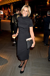 EMILY MAITLIS at the 2014 Costa Book of The Year Awards held at Quaglino's, Bury Street, London on 27th January 2015.  The winner of the Book of The Year was Helen Macdonald for her book H is for Hawk.