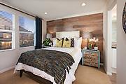Model Home Guest Bedroom