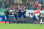 Japan team group, May 30, 2010 - Football : World Cup South Africa 2010 test match ,  match between Japan 1-2 England  at Libenau stadium, Graz, Austria, (Photo by Enrico Calderoni/AFLO SPORT) [0391]