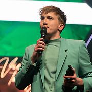 NLD/Amsterdam/20200211 - Uitreiking Edison Pop 2020, Snelle krijgt een award