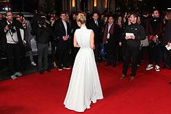 November 1, 2016 - London, UK - London, UK, Vanessa Kirby, The Crown - Global premiere, (Credit Image: © Richard Goldschmidt/London News Pictures via ZUMA Wire)