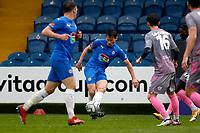 James Jennings. Stockport County FC 4-0 Wealdstone FC. Vanarama National League. Edgeley Park. 3.5.21