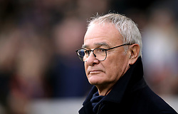 """File photo dated 06-01-2019 of Fulham Manager Claudio Ranieri ahead of the Emirates FA Cup, third round match at Craven Cottage, London. New Watford boss Claudio Ranieri has promised to """"work hard and fast"""" as he looks to push the club towards Premier League stability. Issue date: Friday October 8, 2021."""