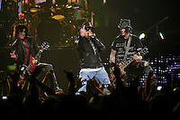 Guns and Roses perform at the Bridgestone Arena on Sunday, December 4, 2011. (Photo by Frederick Breedon) Photo © Frederick Breedon. All rights reserved. Unauthorized duplication prohibited.