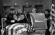 Don DeBruno, Fallen Denver Police Officer Funeral,1975