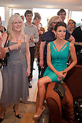 DANNII MINOGUE, Terry Ronald - book launch party for his book ' Becoming Nancy' . The Westbury Hotel, Pine Room, Bond Street, London, W1S 2YF<br /> -DO NOT ARCHIVE-© Copyright Photograph by Dafydd Jones. 248 Clapham Rd. London SW9 0PZ. Tel 0207 820 0771. www.dafjones.com.